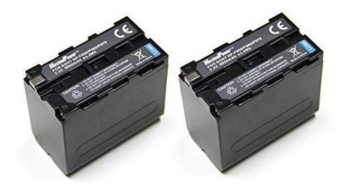 Batería De Repuesto Maximal Power Db Db Son Np950 F970 X2