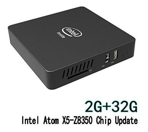 Mini Pc Intel Atom X5-z835 Windows 10 2gb Ram 32gb Wifi