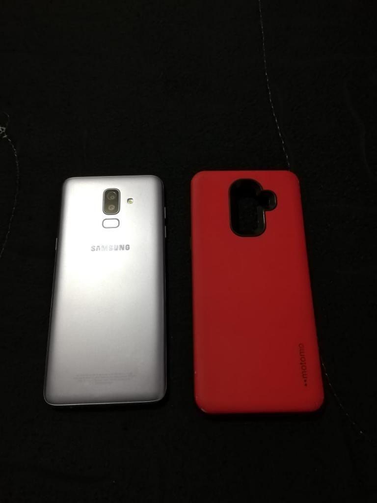 Samsung J8 en Perfecto Estado
