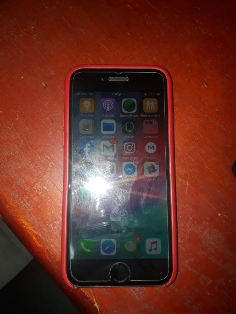 Se Vende iPhone 8 de 64 Gb Usado