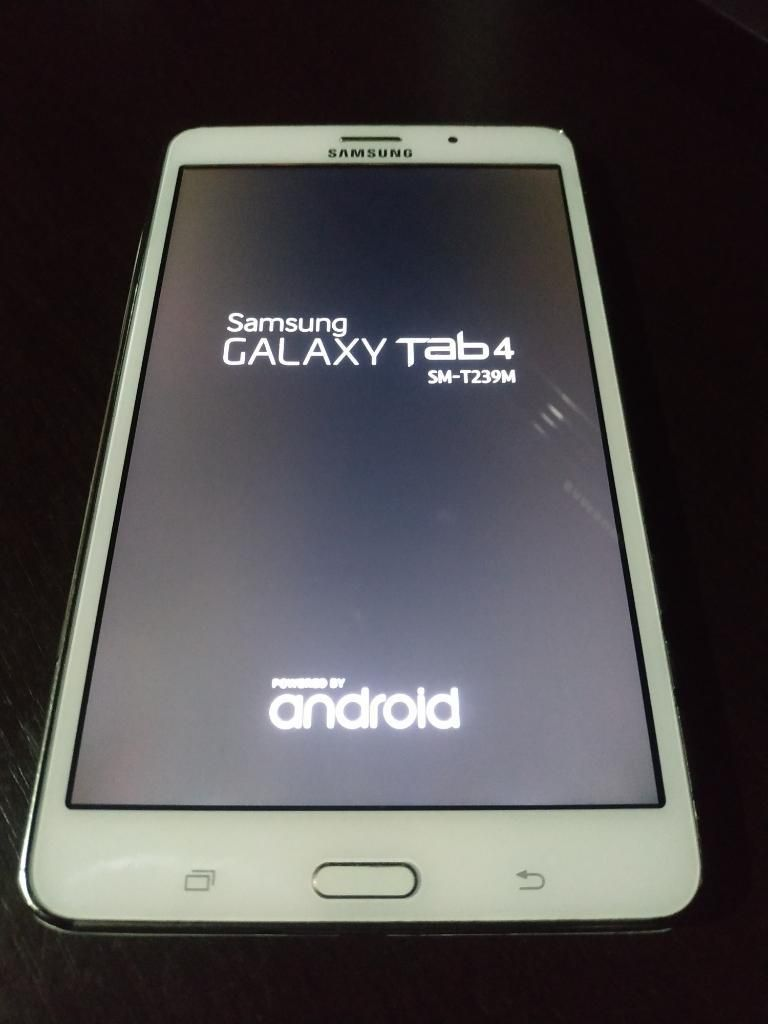 Tablet Samsung Tab 4 Sm T239m