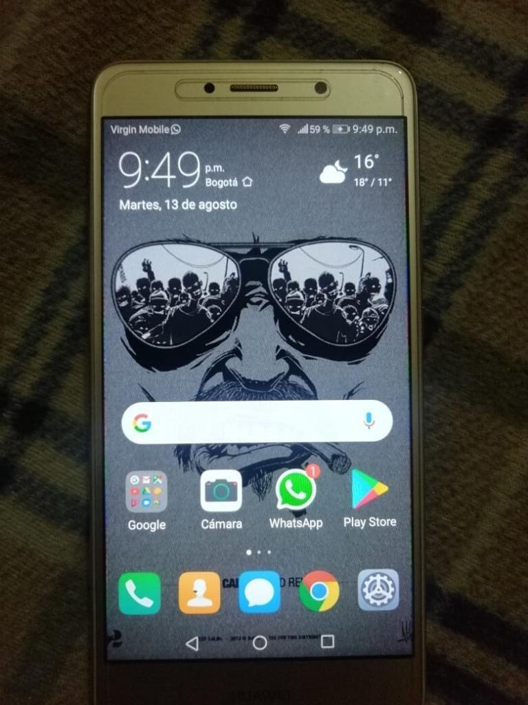Vendo O Cambio Huawei Y7 Prime Leer
