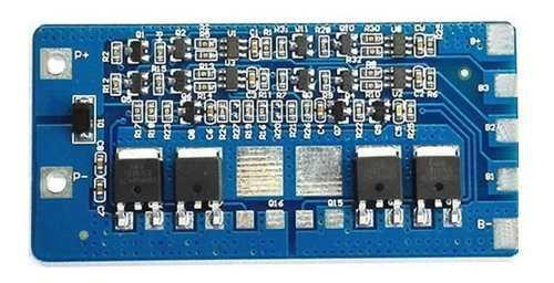 Cargador Protección Bateria Pila Litio Lipo 4s 4 Celdas 20a