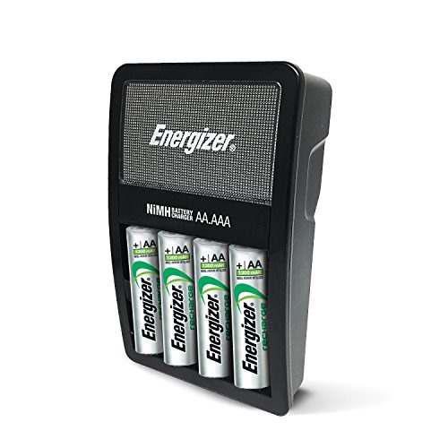 Valor De Recarga Del Cargador De Bateria Recargable Aa Y Aaa