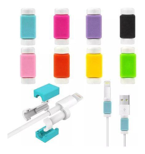 1 X Protector De Cable Lightning iPod iPad iPhone 4 4s 5 6