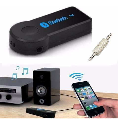 Adaptador Receptor Bluetooth Y Manos Libres