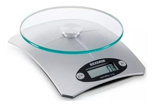 Balanza Gramera Digital De Cocina 5000 Gramos 5 Kilos