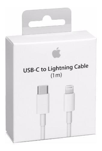 Cable Apple Thunderbolt 3 Usb C A Lightning iPhone iPad Mac