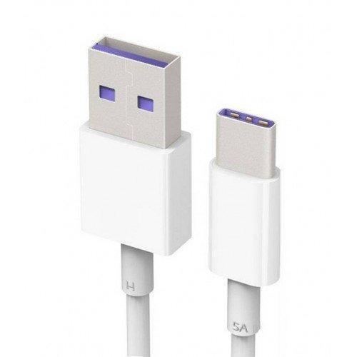 Cable Datos Huawei Orig. Súpercarga Tipo C P20 Mate20 P30