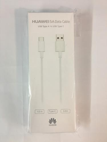 Cable Datos Huawei Original Supercharge Tipo C P20p30 Mate20