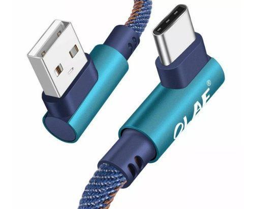 Cable De Datos Tipo C Cable De Carga Tipo C 1m Carga Rápida