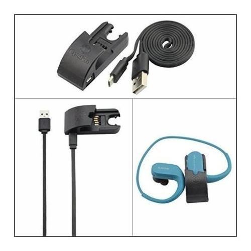 Cable De Datos Usb Cargador De Auriculares Para Sony Walkman