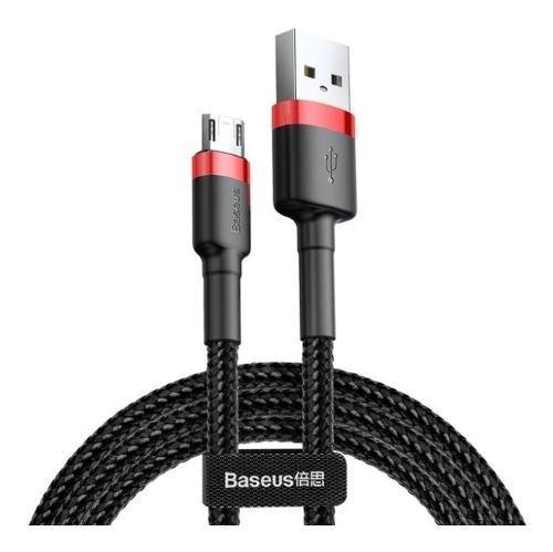 Cable Micro Usb Para Datos Y Carga De Celular 2 Metros