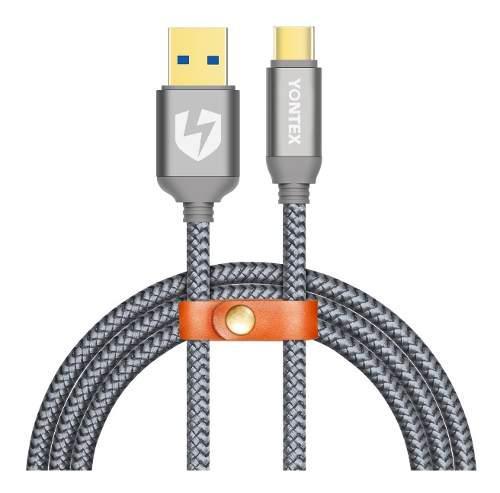 Cable Usb Tipo C 3.0 Carga Rapida Samsung Huawei Xiaomi Lg