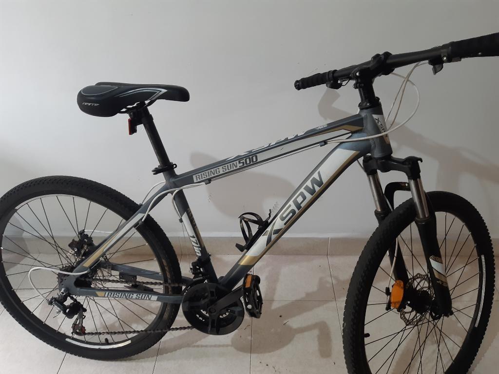 Cicla Todo Terreno Aluminio