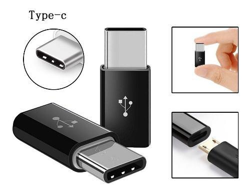 Convertidor Adaptador Micro Usb A Tipo C 3.0 Garantizado