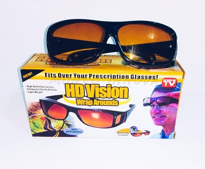 Gafas Hd Vision para Sol Y Noche