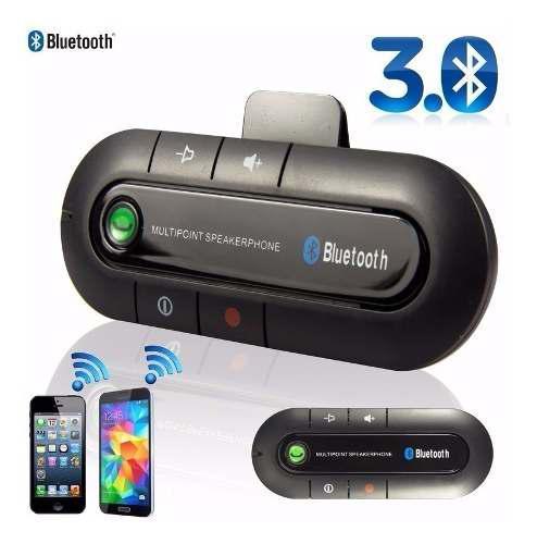 Manos Libres Bluetooth Carro Celular Parrot Altavoz Llamadas