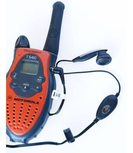 Manos Libres Para Radio Motorola Talkabout Audifono Original