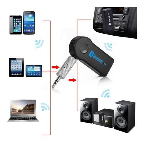 Receptor Bluetooth Audio Auxiliar Manos Libres Streaming Obs