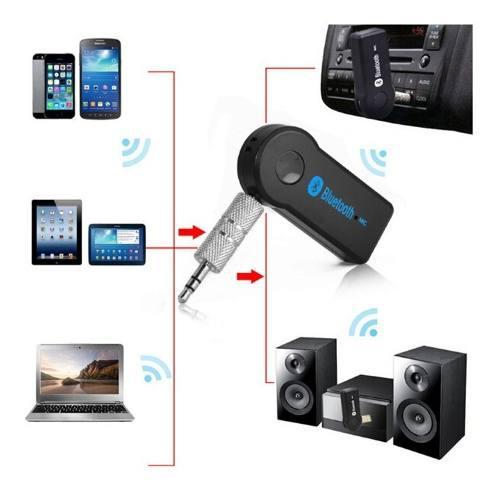 Receptor Bluetooth Audio Auxiliar Manos Libres Streaming Obs