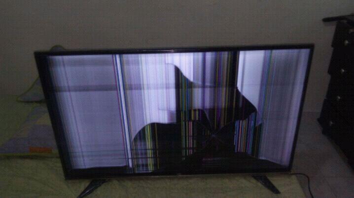 para repuesto smart tv 43 pulgadas kalley
