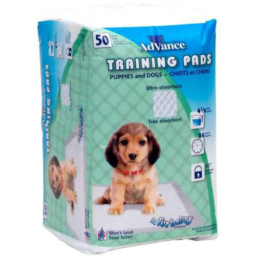 Advance Tapete Entrenador Perros Cachorros X 50