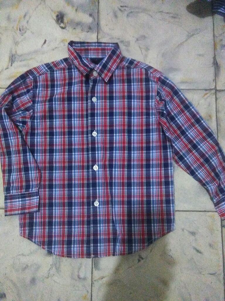 Camisa de Niño de Segunda Americana T6