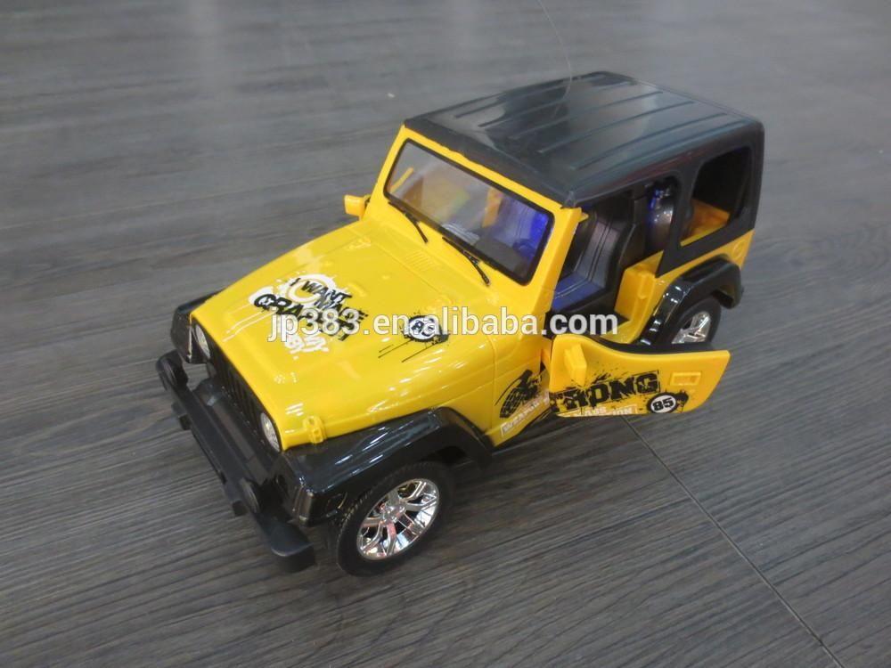 Carro De Control Remoto Jeep R/c Car Powerful Drive