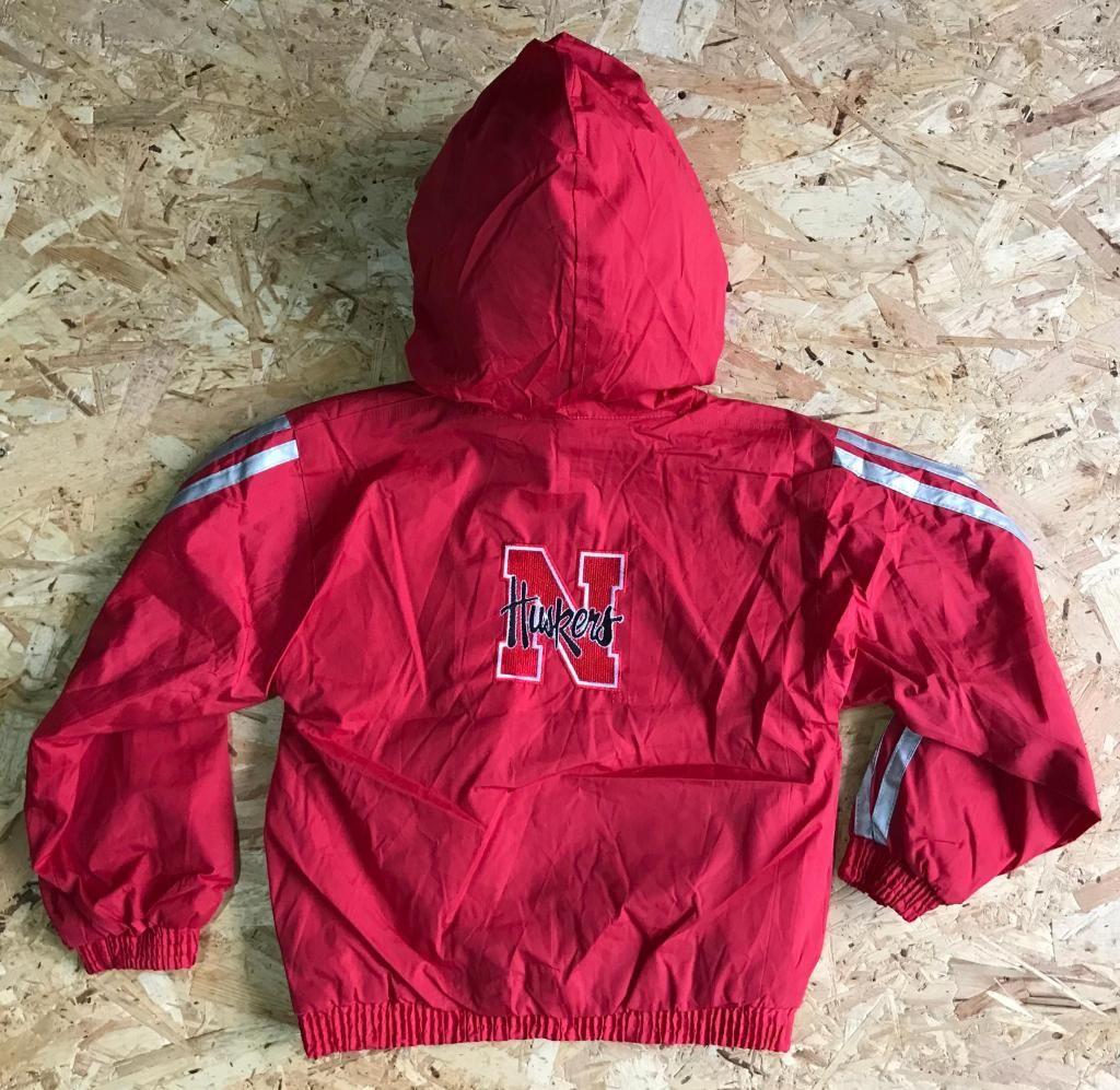 Chaqueta para niño camuflada Nebraska Huskers