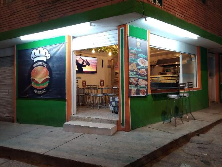 Ganga Restaurante Bar Bogotá