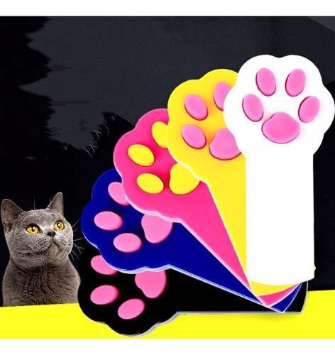 Láser,juguete Plástico,forma De Huella,gato,mascota,perro