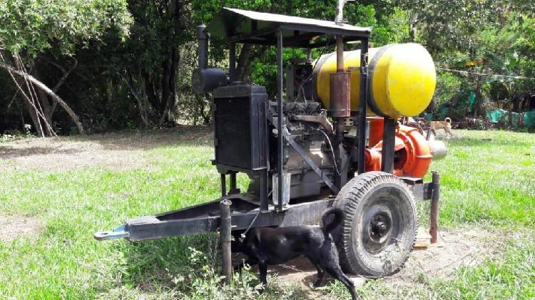 Motobomba Para Riego Cultivos (arroz, caña, etc)