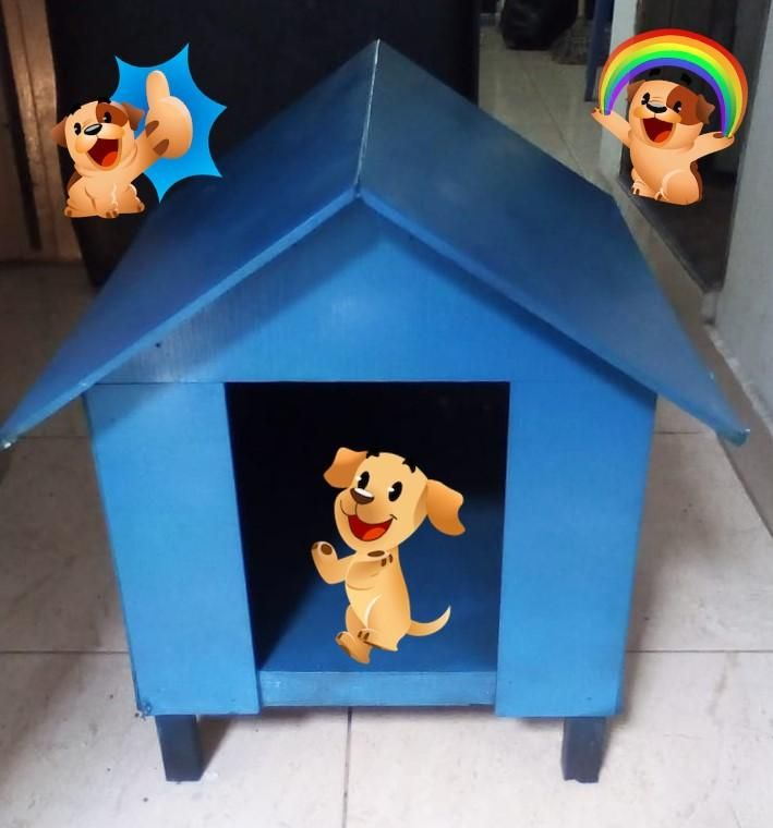 casa para perro raza pequeña