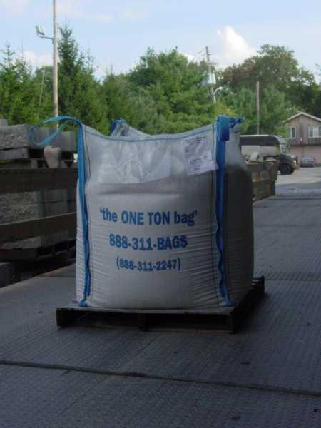 vendo big bag 800 kilos