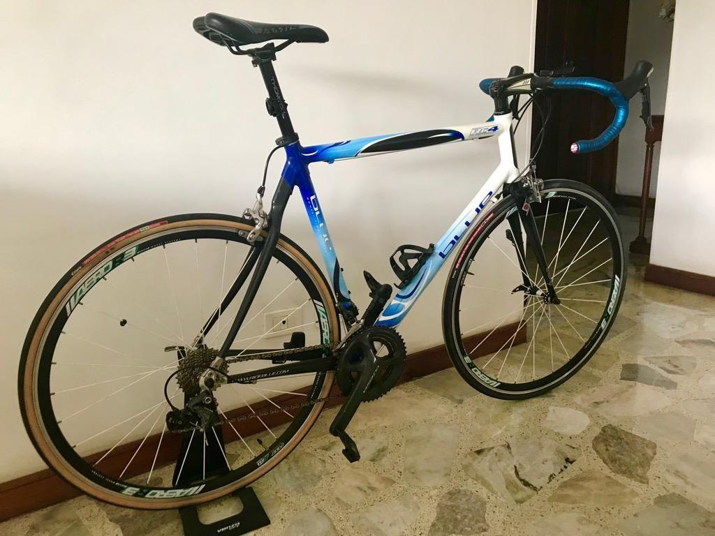 Bicicleta Blue Rc4Carbono - Talla Xl 58