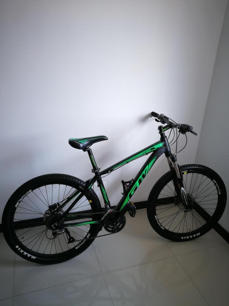 Bicicleta Gw Alligator 275