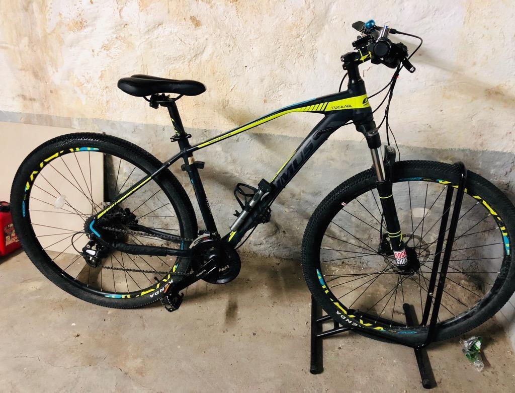 Bicicleta Optimus Tucana Rin 29