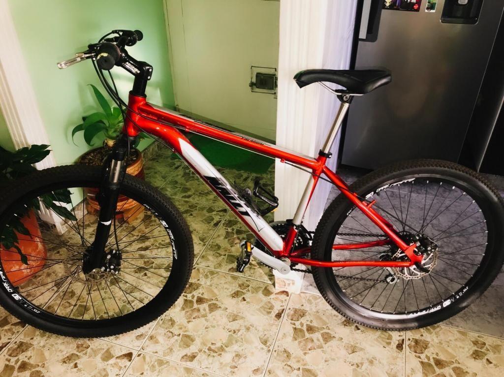 Bicicleta Todo Terreno, Rin 27.5