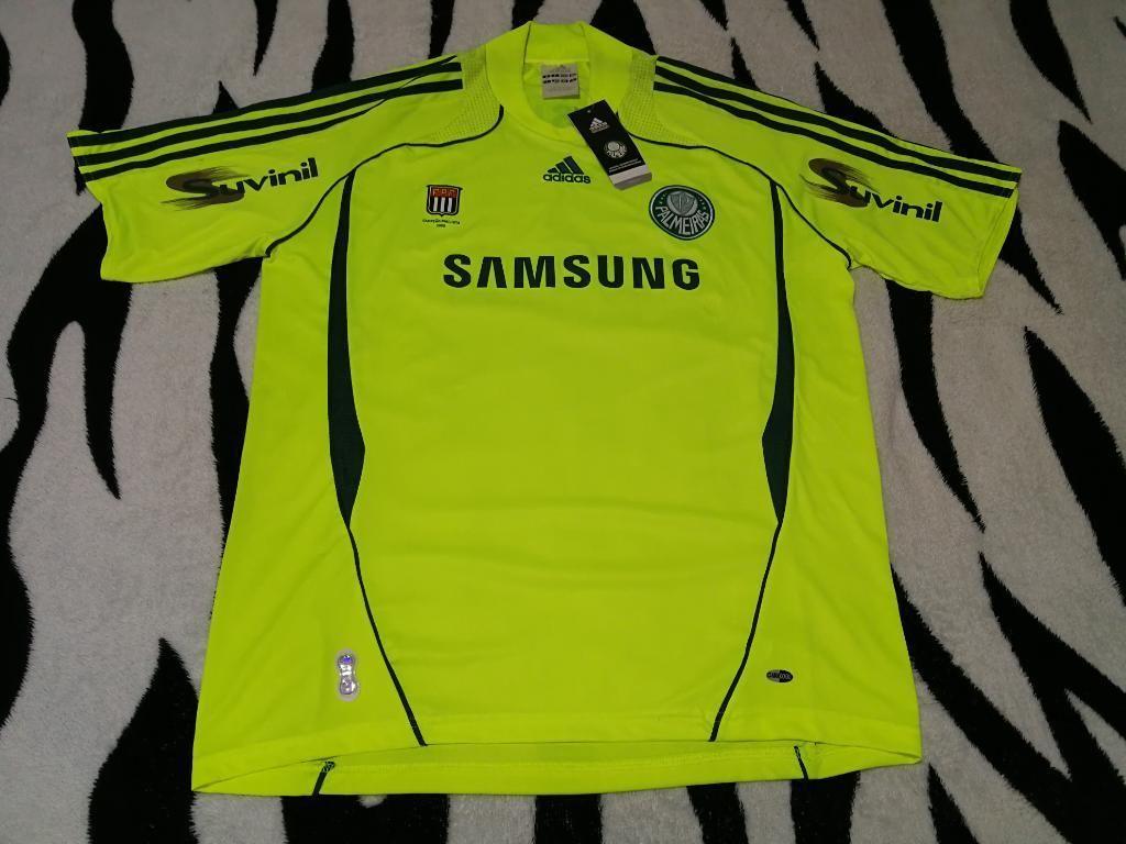 Camiseta Palmeiras de Brasil Adidas Nuev