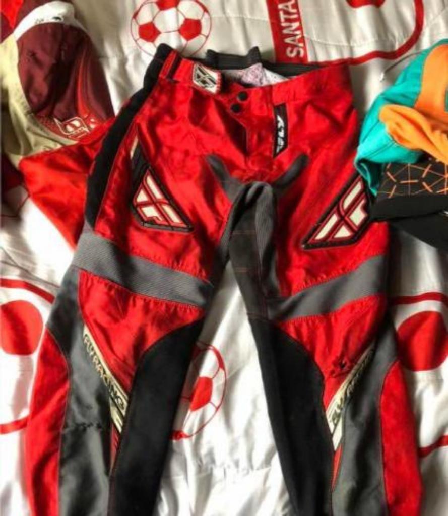 Pantalon Bmx Marca Fly