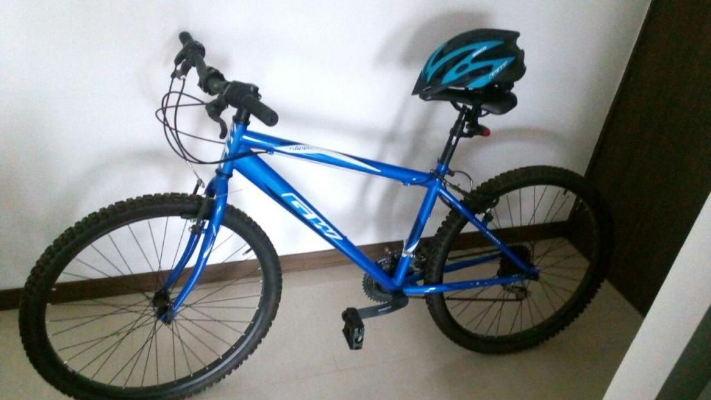 Vendo bicicleta todo terreno GW Titan 26' prácticamente