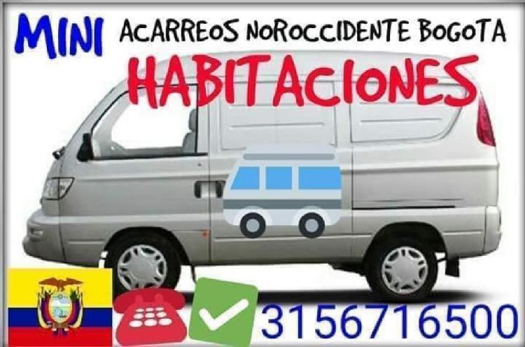 Acarreos Trasteos, Bogota Alamos