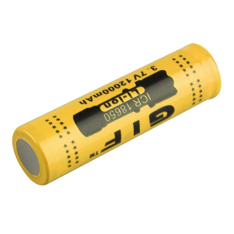 Bateria  Pila mah Recargable 3.7v Linterna Led