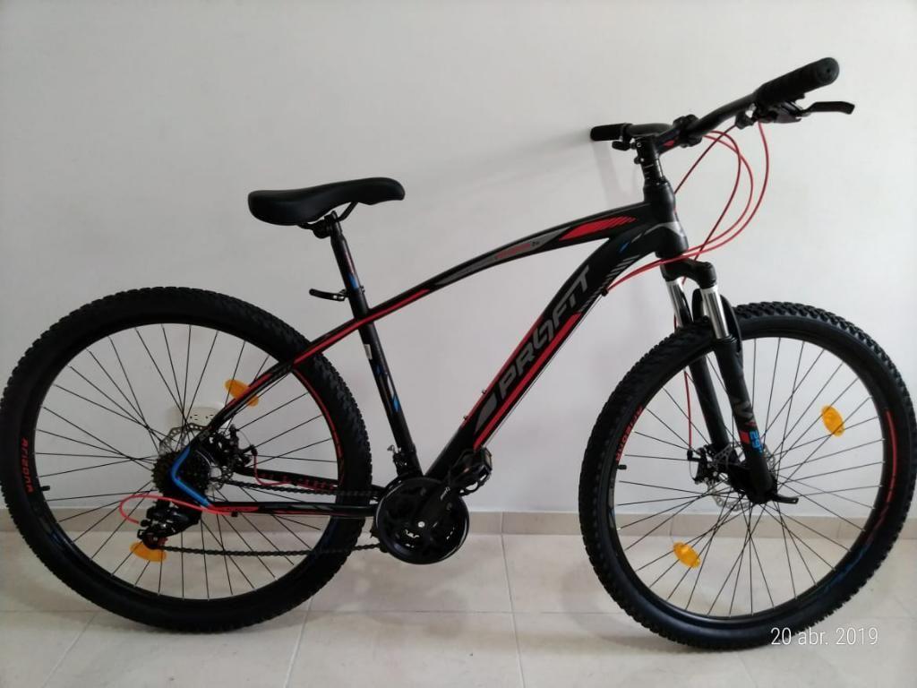 Bicicleta Mt Rin 29 Nueva