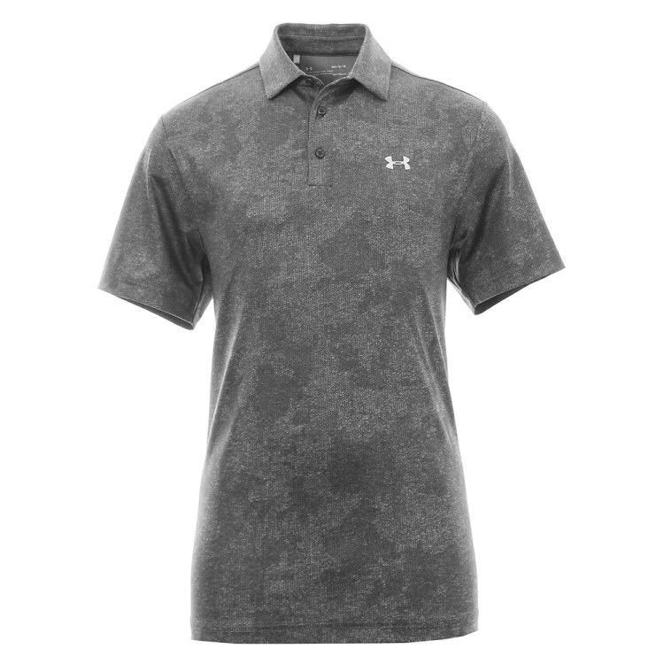Camisetas Tipo Polo Golf Under Armour