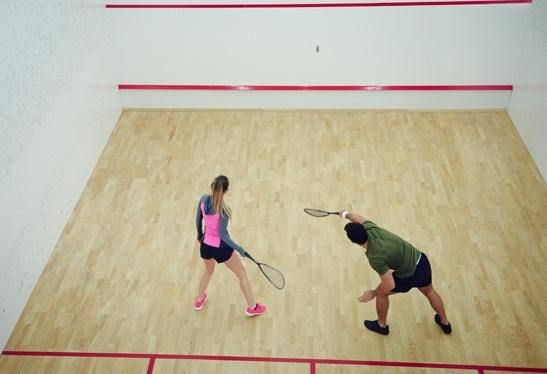 Clases de Squash Personalizadas
