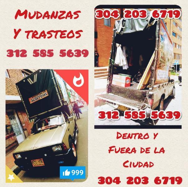 Mudanzas Y Trasteos 304 203 6719