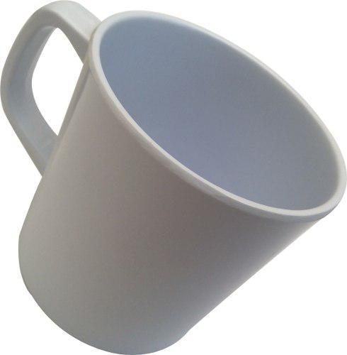 Platos Para Restaurante De Melamina Pocillo Mug 8.5 Cmx 8 Cm