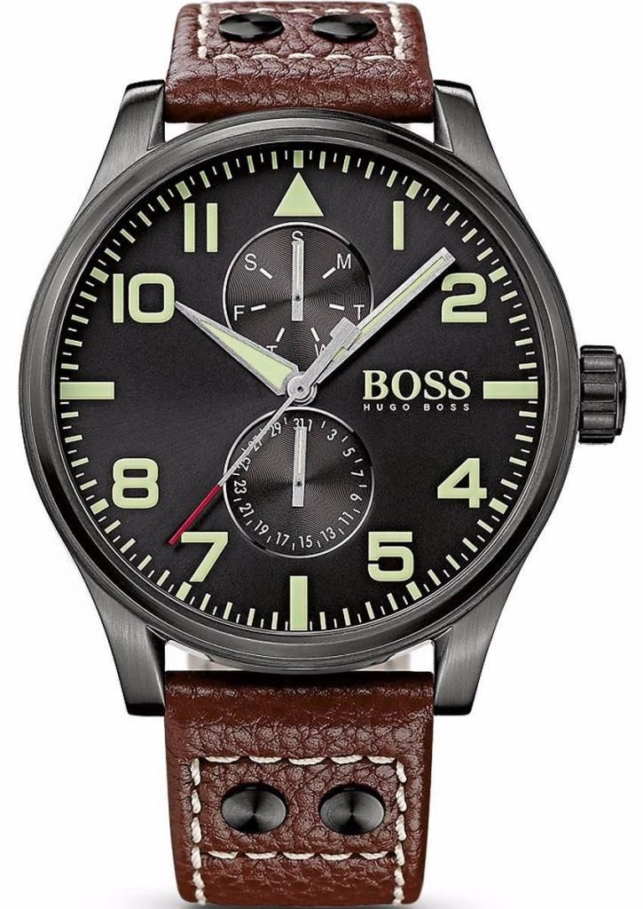 Reloj Hugo Boss  Deportivo 100% genuinos
